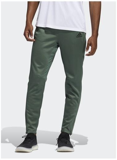 adidas adidas GM0599 CITY BASE PANT Erkek Eşofman Altı Yeşil